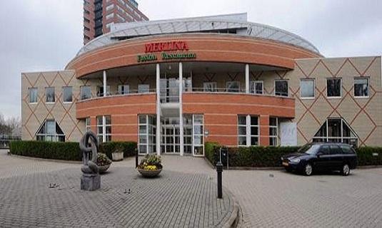Locatie Haagse Beemden in Breda