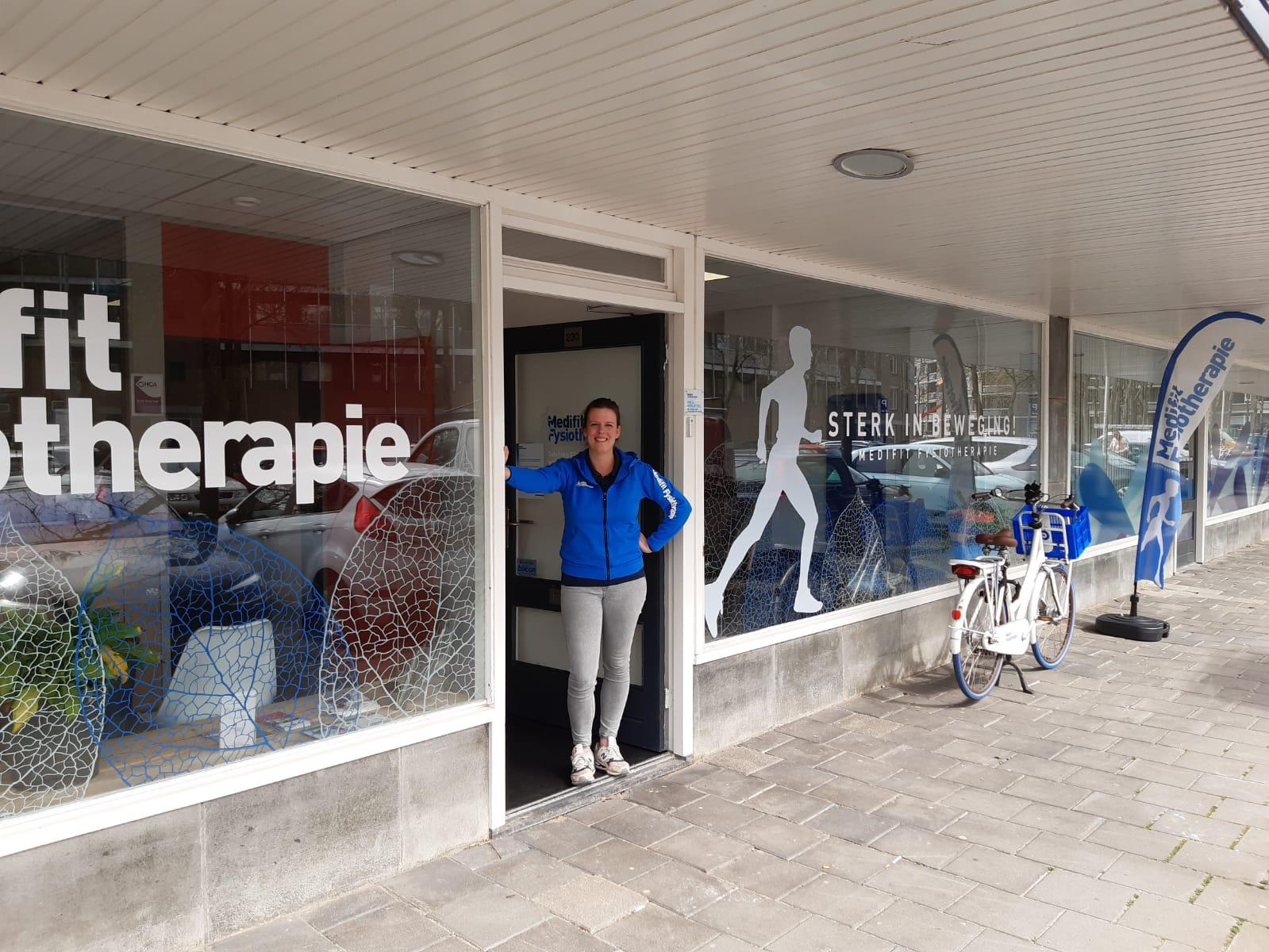 Anne van Fysiotherapie Breda